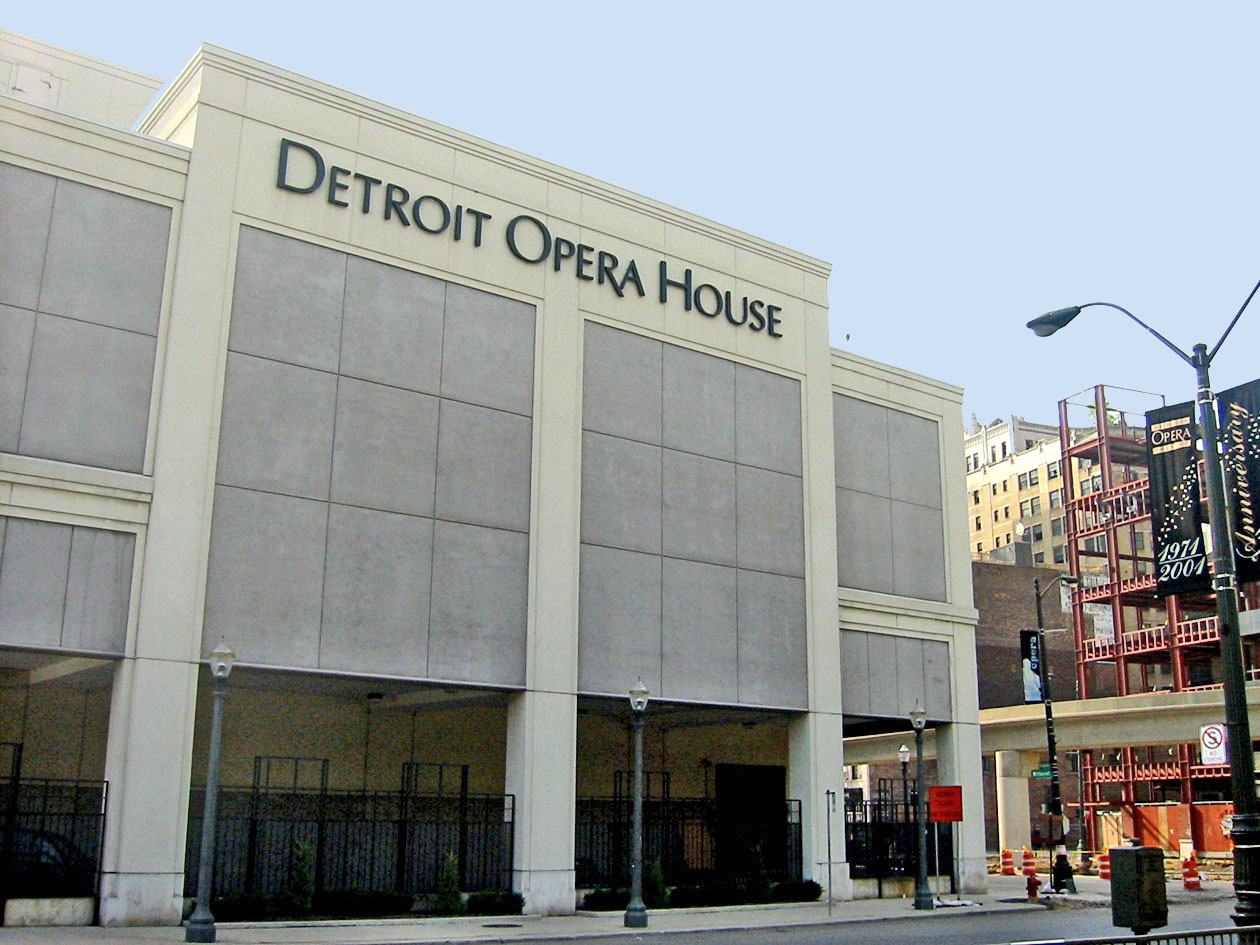 Detroit Opera House/Capital Theater
