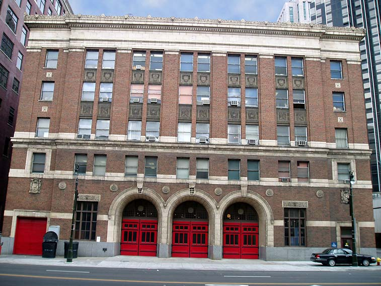Detroit Fire Department Headquarters Foundation Hotel