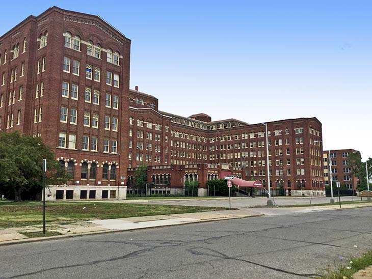 herman kiefer hospital
