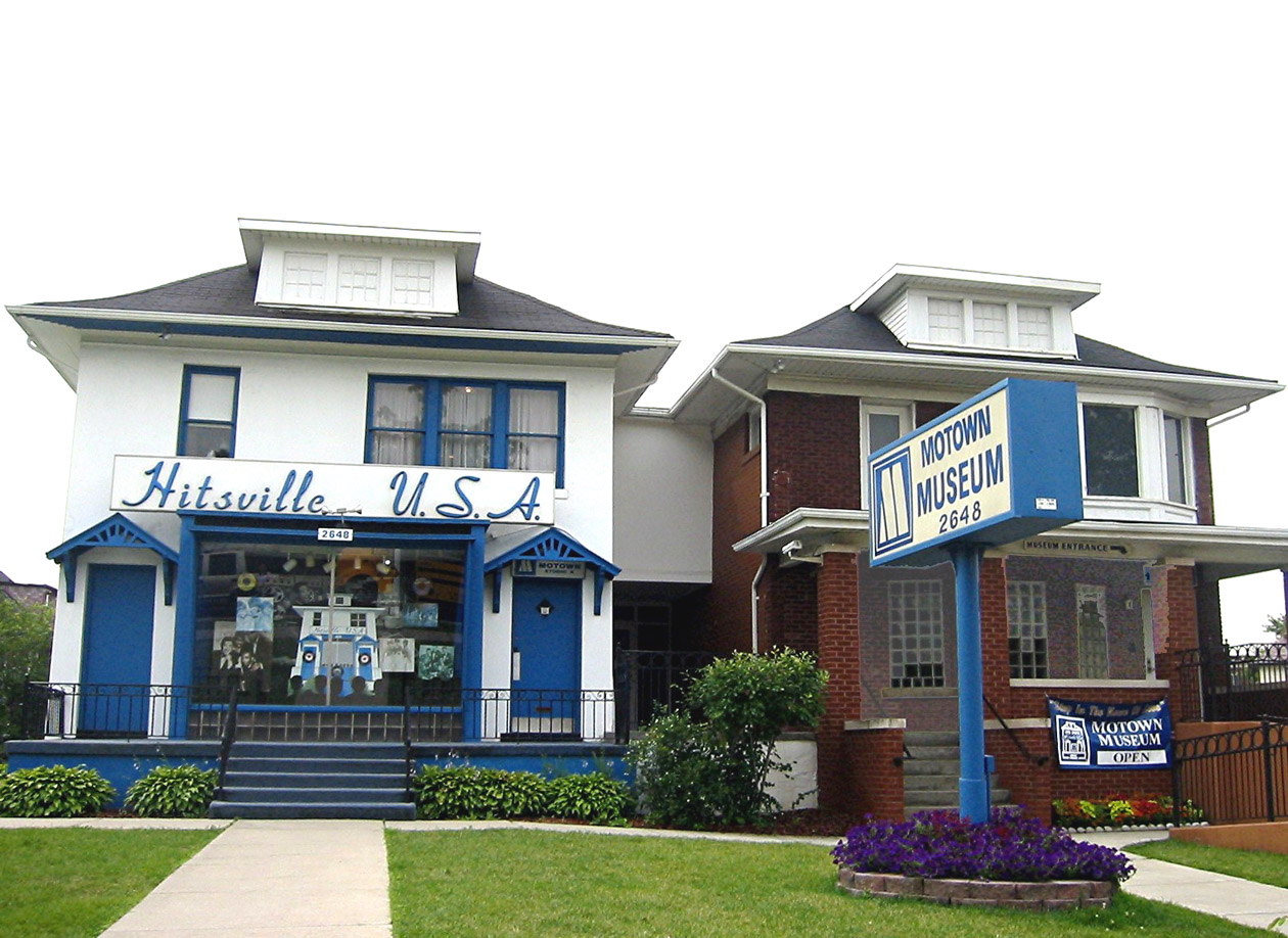 Hitsville Motown Historical Museum - Historical museums in usa