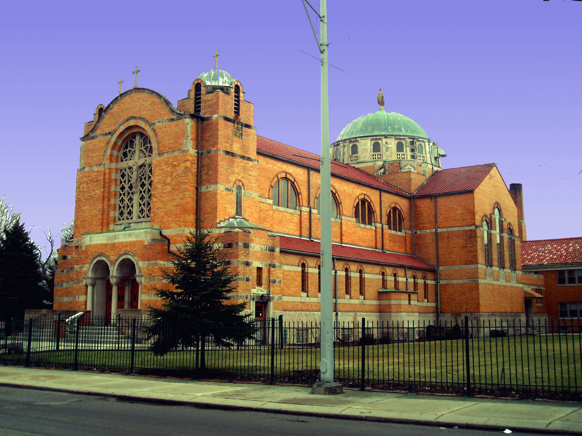 Immaculate Conception Church - Ceremony - 11700 McDougall St, Hamtramck, MI, 48212