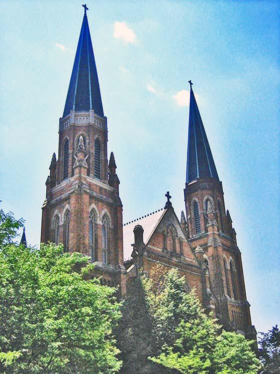 Saint Anne Roman Catholic Church