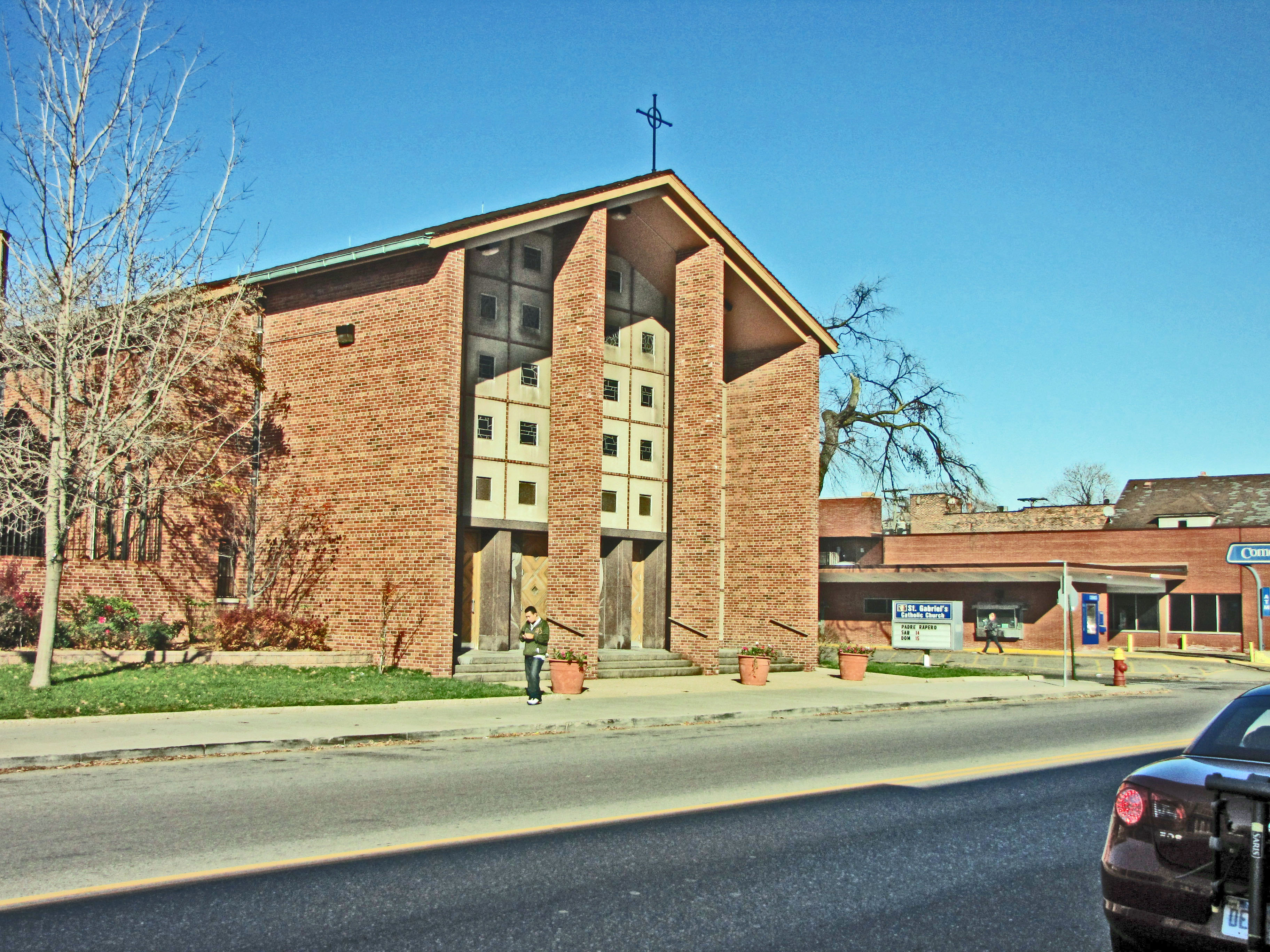 Image result for st gabriel church detroit